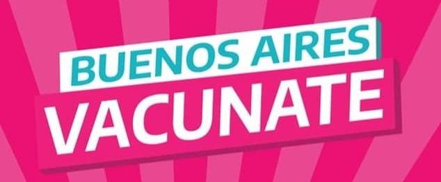BUENOS AIRES VACUNATE - Enero 2021 portada wide