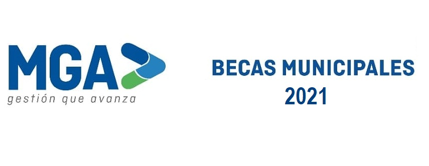 MGA - Becas Municipales 2021 wide