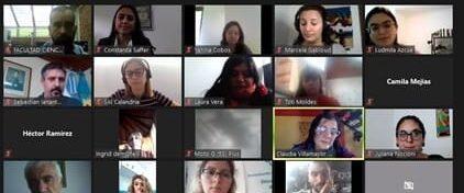 POLITICA GENERO MGA - Capacitación Ley Micaela 1er encuentro 16 Abr 2021